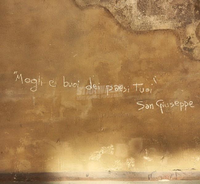 Scritte sui Muri Proverbio