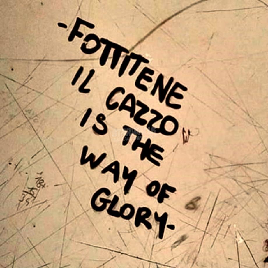 Scritte sui Muri Modi di vivere