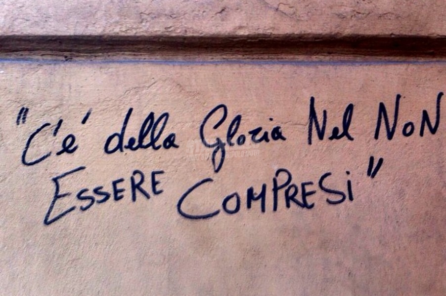 Scritte sui Muri cit. Charles Baudelaire