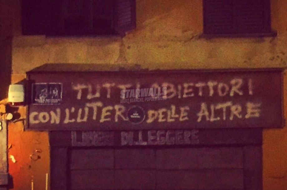 Scritte sui Muri Facile cap. II