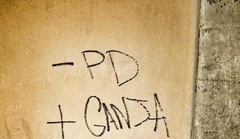 Scritte sui Muri Proposte politiche