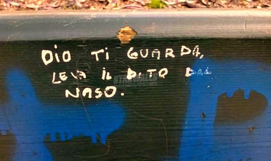 Scritte sui Muri Scostumato
