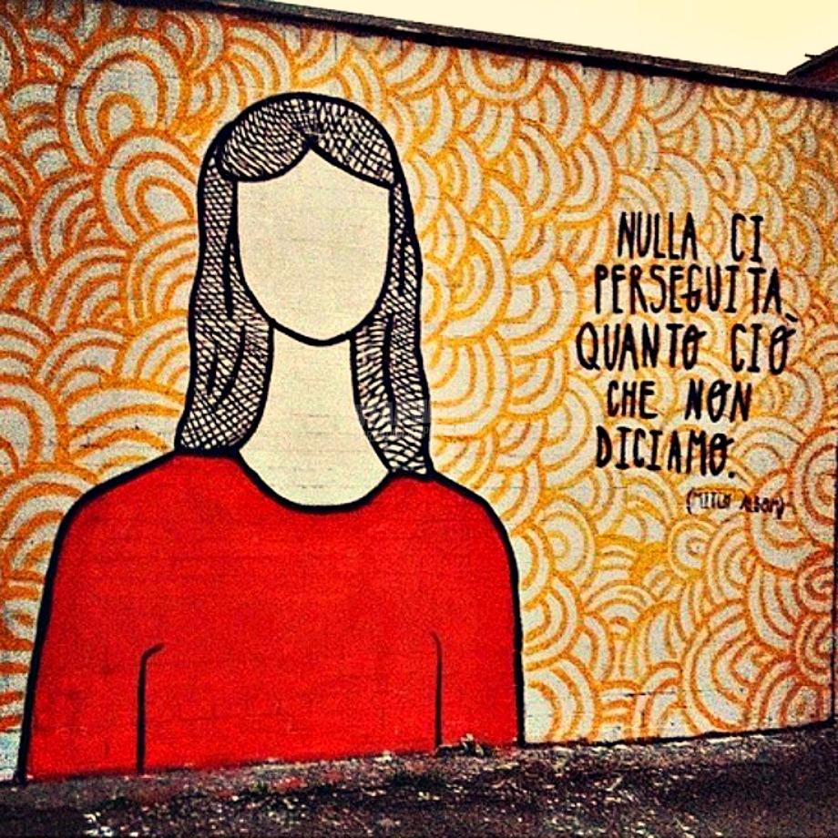 Scritte sui Muri Supplizio