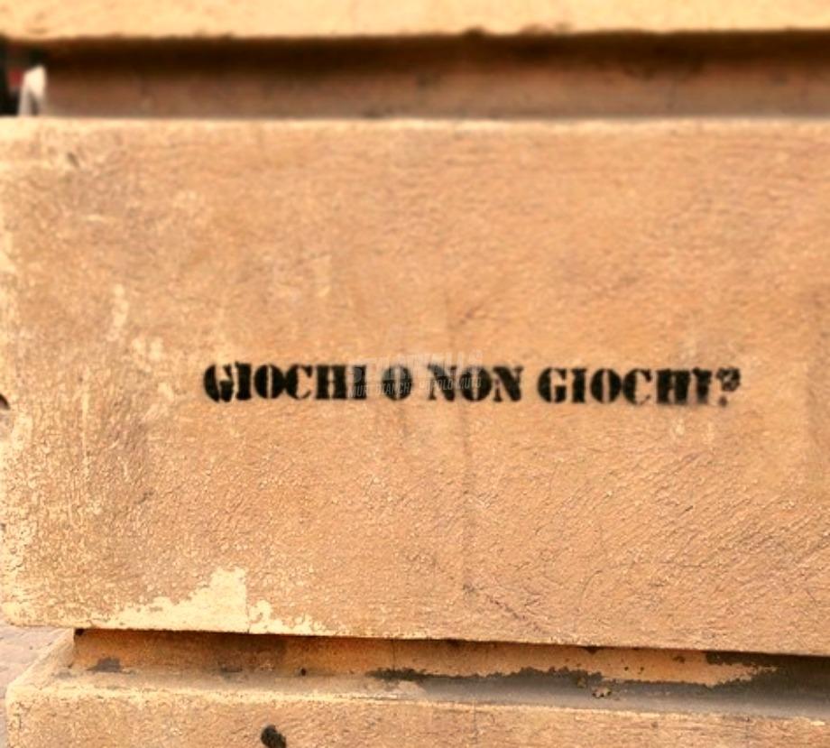 Scritte sui Muri Ci stai o no?
