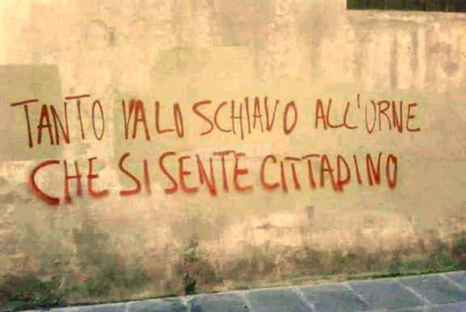 Scritte sui Muri Elettore