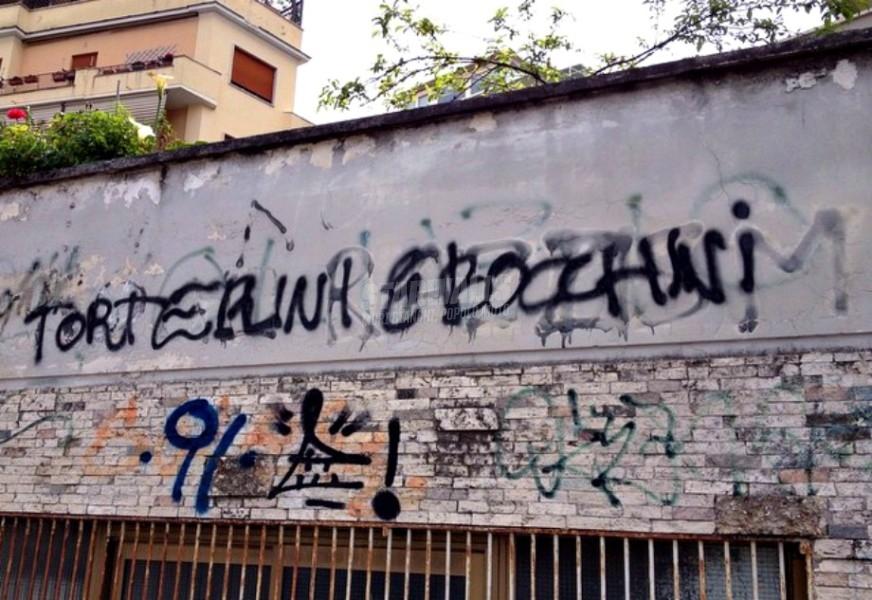 Scritte sui Muri Menù del giorno