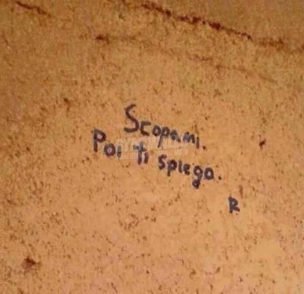 Scritte sui Muri Sulla fiducia