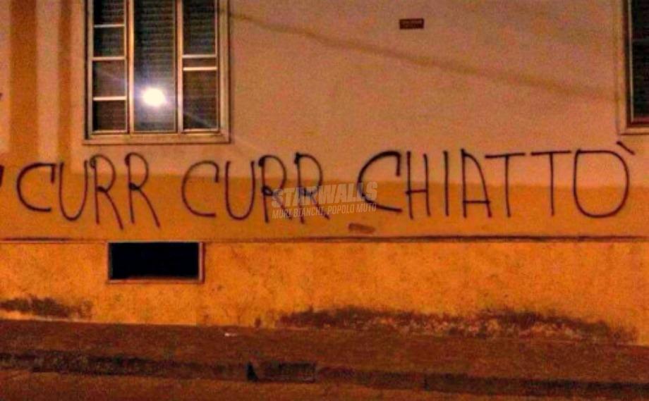 Scritte sui Muri Velosc'