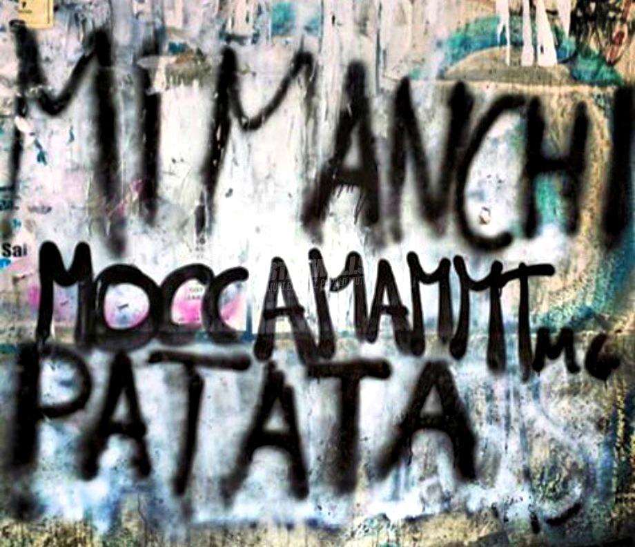 Scritte sui Muri Nostalgia canaglia cap. IV