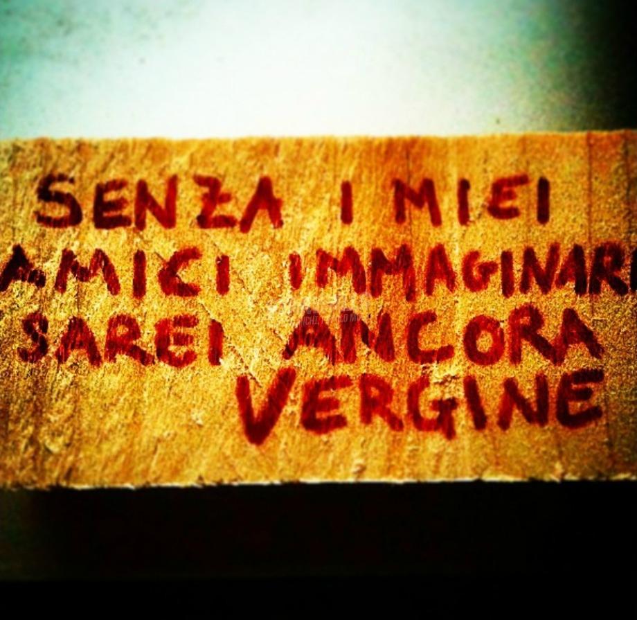 Scritte sui Muri La perdita dell'innocenza