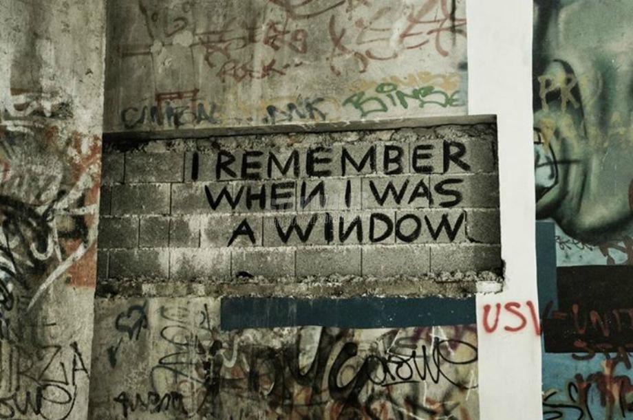Scritte sui Muri Ricordi