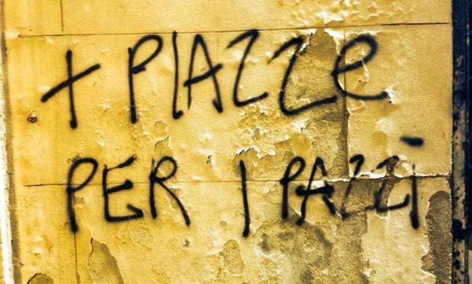 Scritte sui Muri Spazi sociali