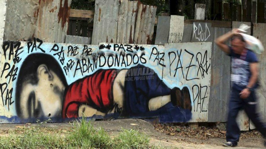 Scritte sui Muri Unione Europea?