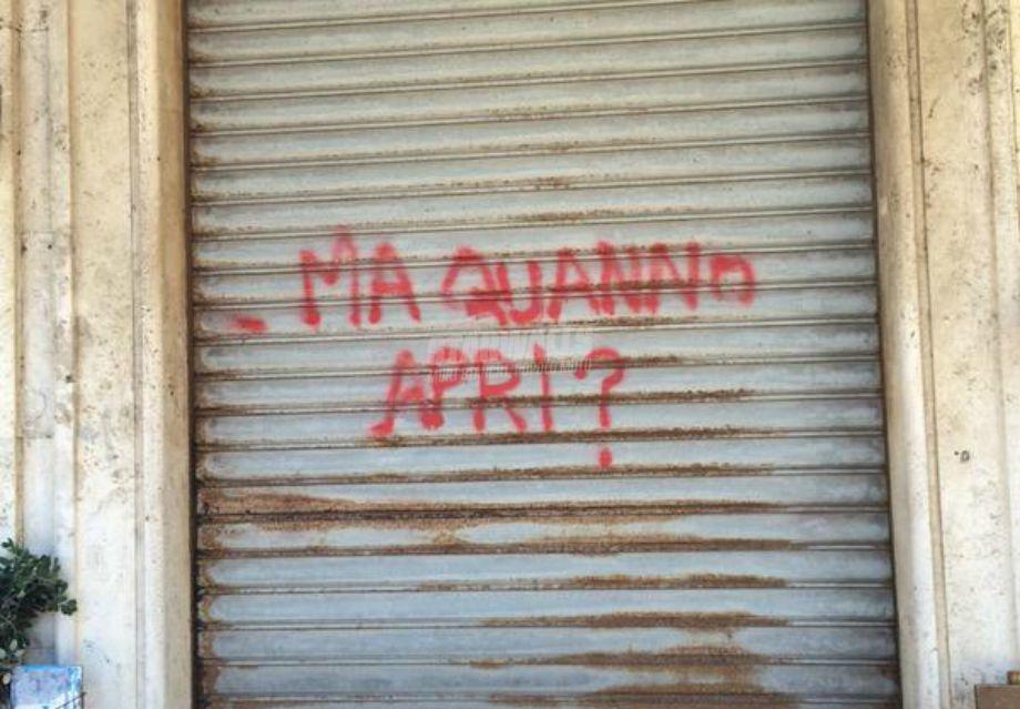 Scritte sui Muri Viva le vacanze!