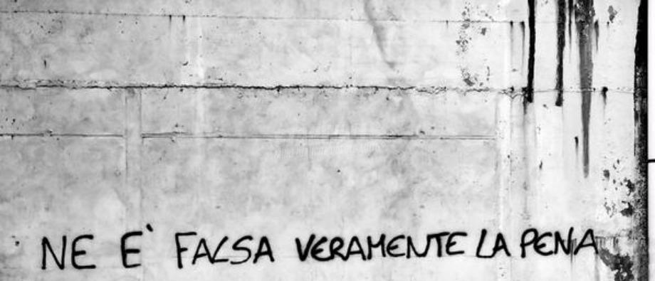 Scritte sui Muri Decisamente