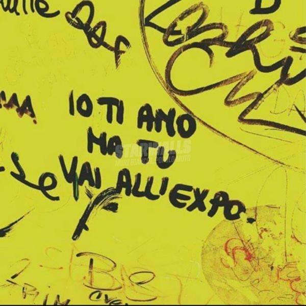 Scritte sui Muri Amore complicato