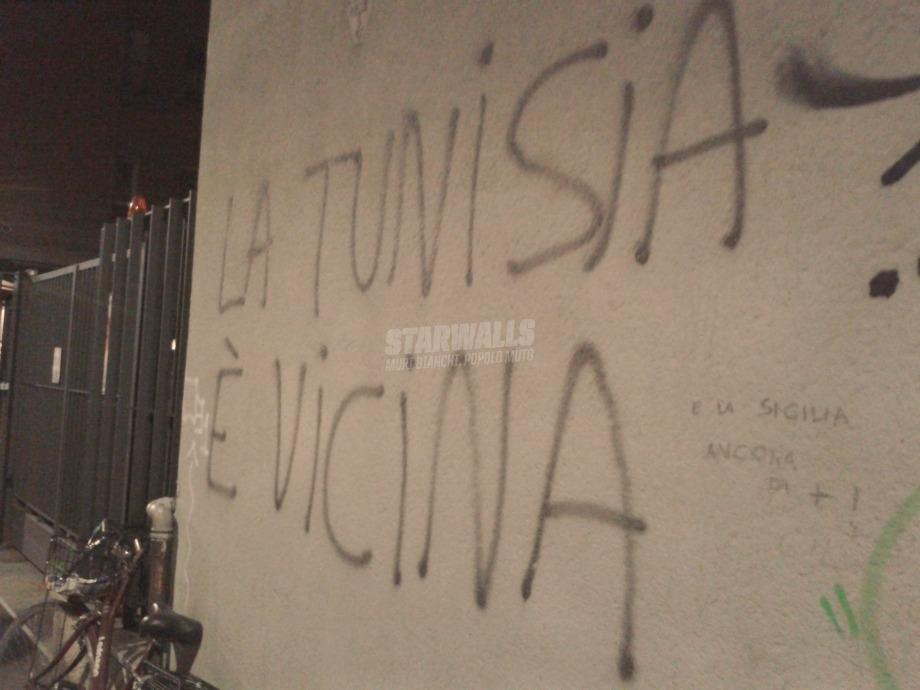 Scritte sui Muri Distanze