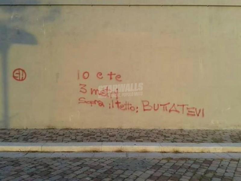 Scritte sui Muri Insieme