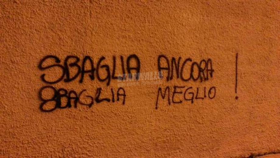 Scritte sui Muri Persevera