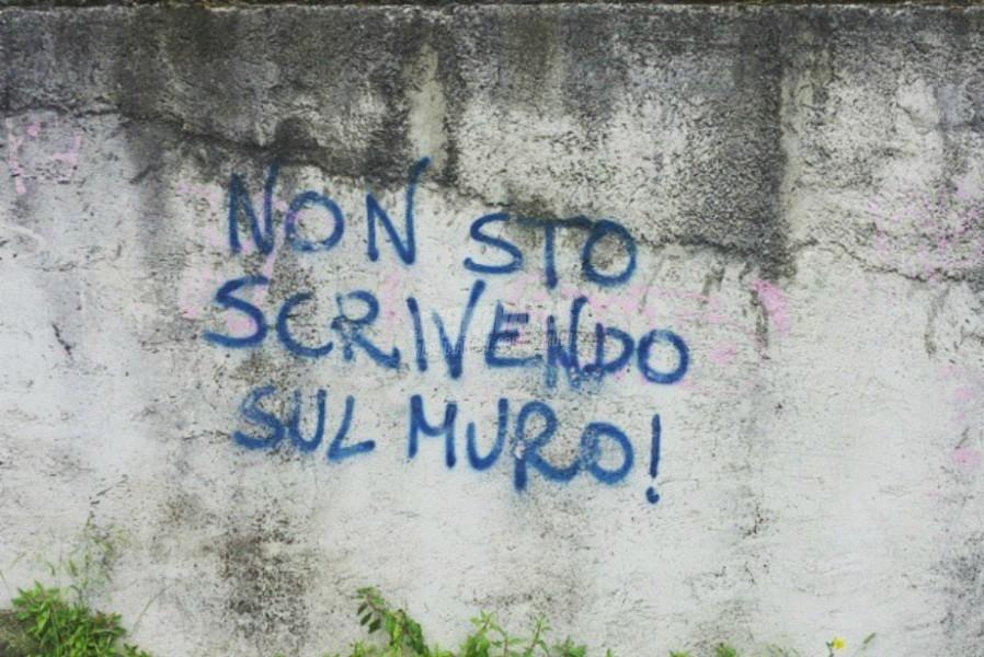 Scritte sui Muri Ciaone