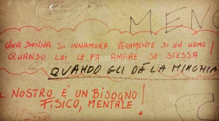 Scritte sui Muri Il principe del realismo