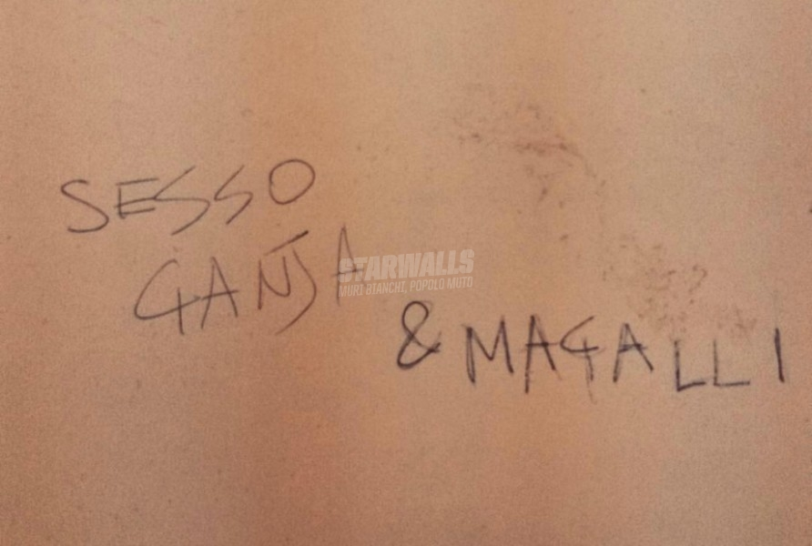 Scritte sui Muri Tris