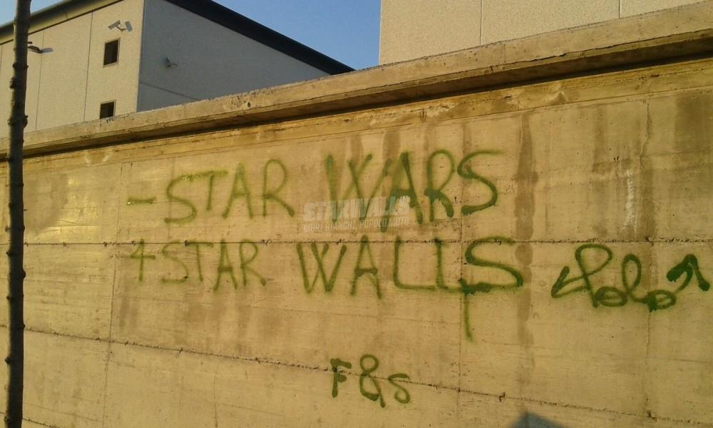 Scritte sui Muri Che lo sforzo sia sui muri