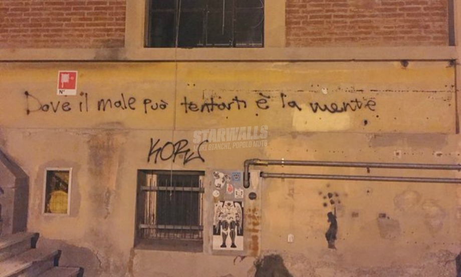 Scritte sui Muri Le trappole del demonio