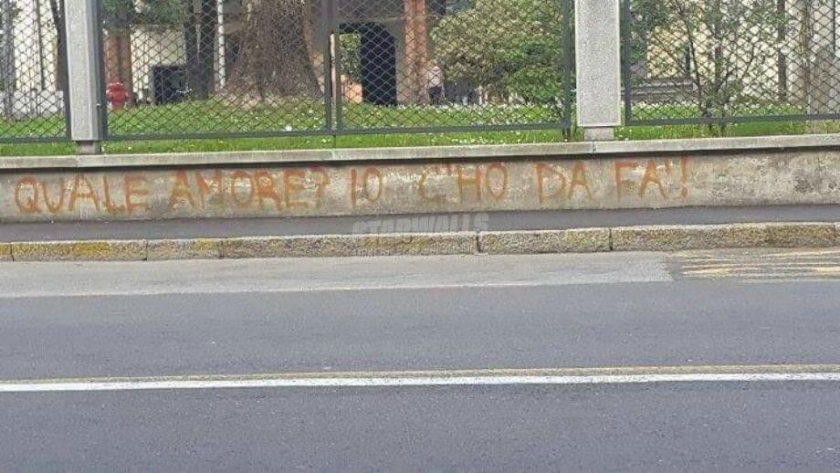 Scritte sui Muri Oberato