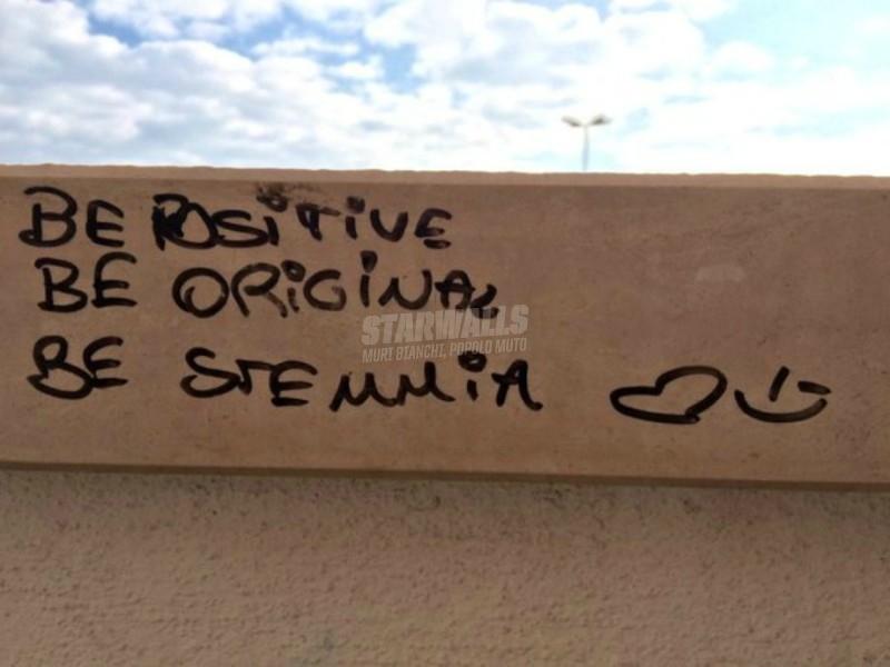 Scritte sui Muri Buon 2016