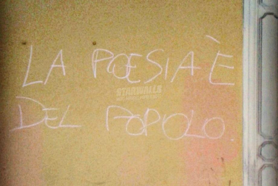 Scritte sui Muri Ricordiamocelo