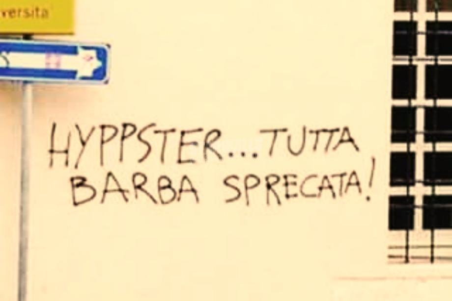 Scritte sui Muri Sperpero