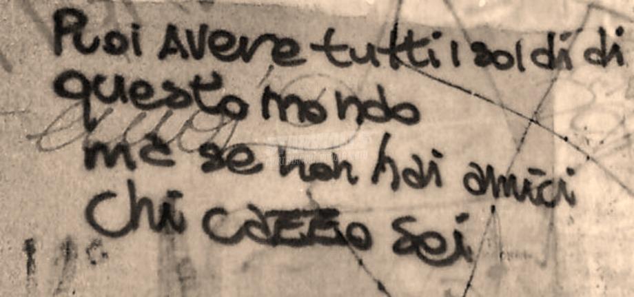 Scritte sui Muri Arrenditi
