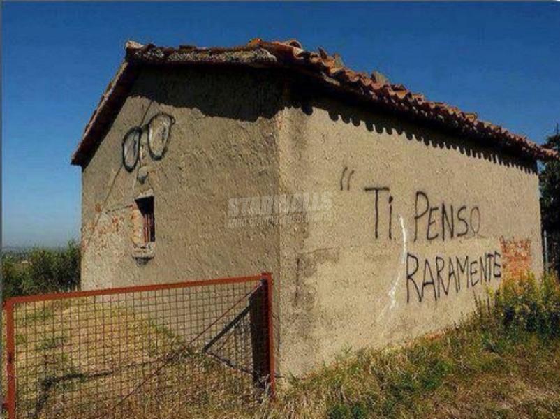 Scritte sui Muri Mai proprio
