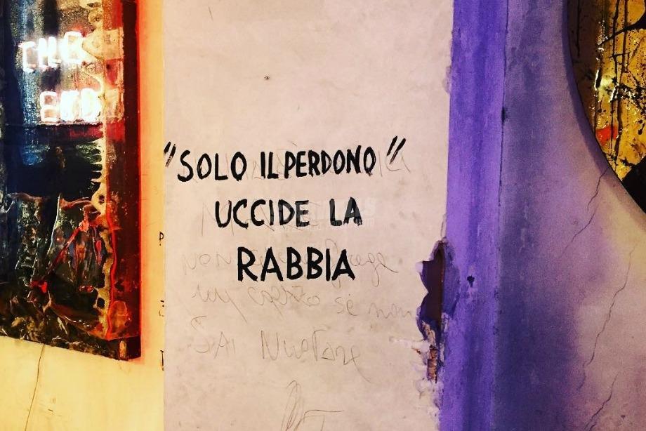 Scritte sui Muri Clemenza