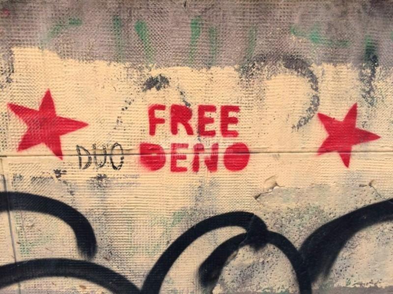Scritte sui Muri Liberatelo