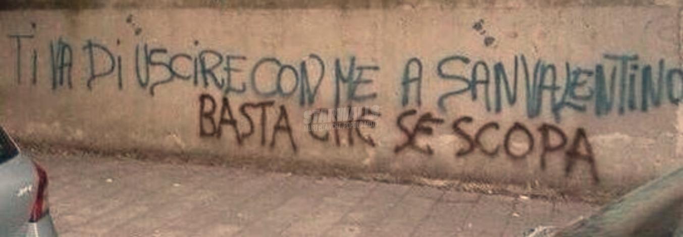 Scritte sui Muri Sollecitazione