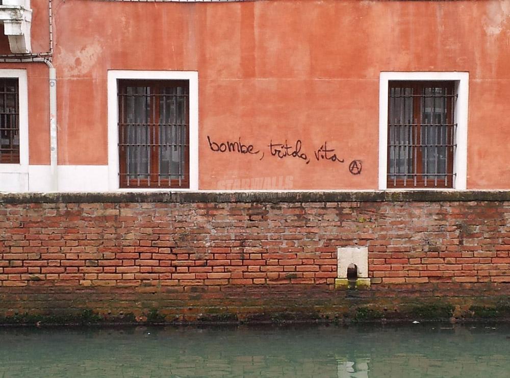 Scritte sui Muri Trinità