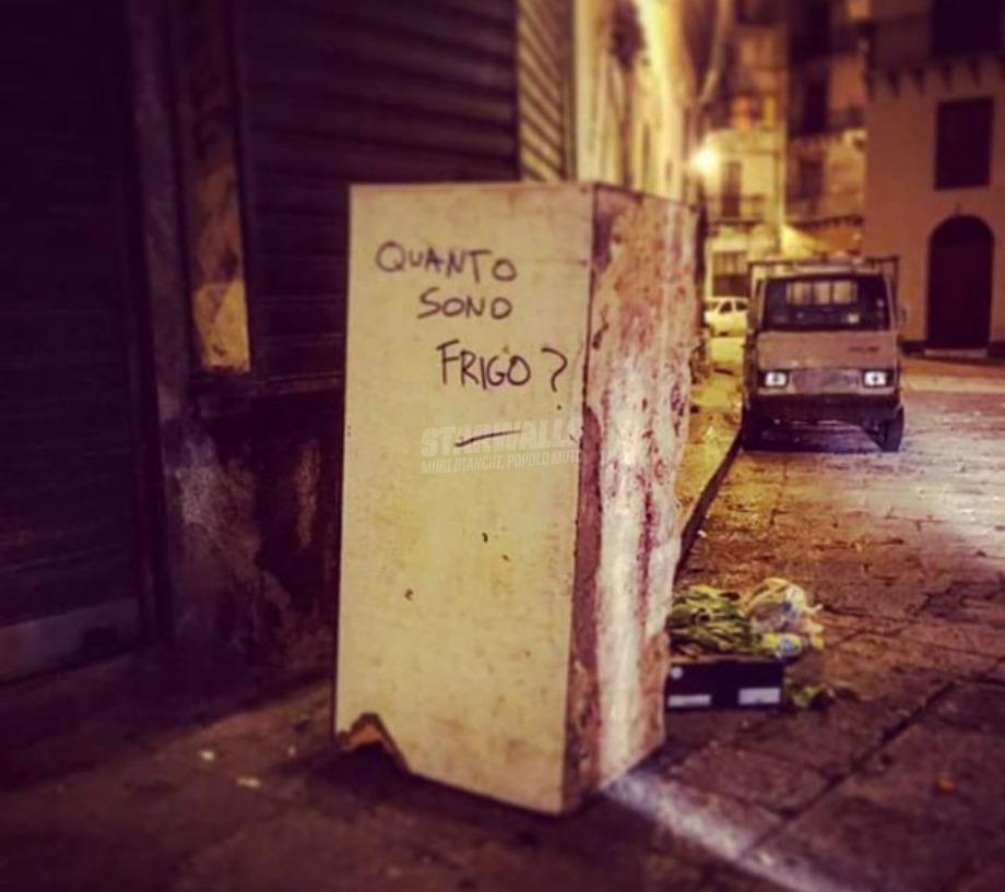 Scritte sui Muri Un sacco