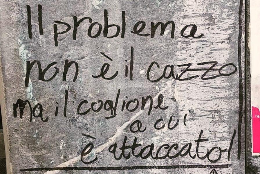 Scritte sui Muri Da ripetere come un mantra