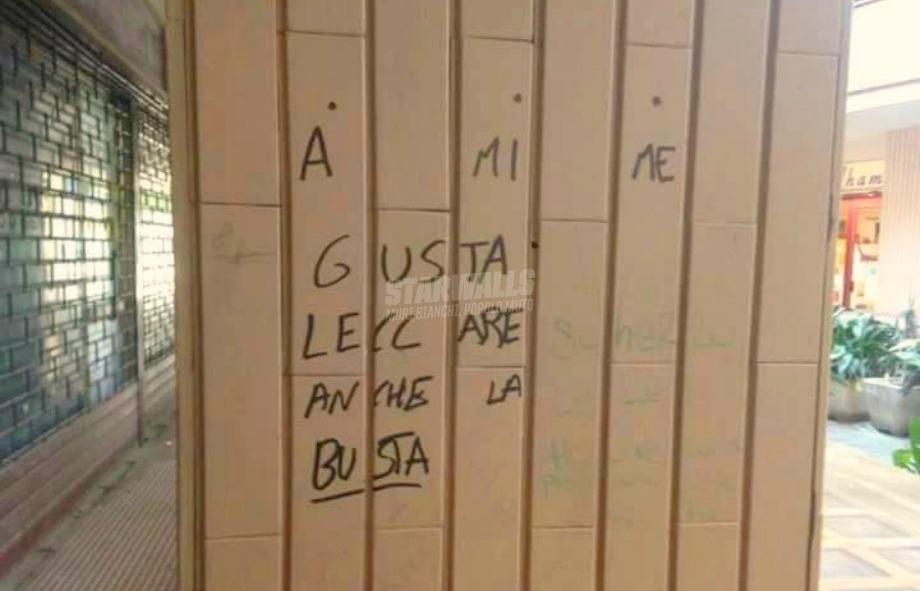 Scritte sui Muri Me Gusta