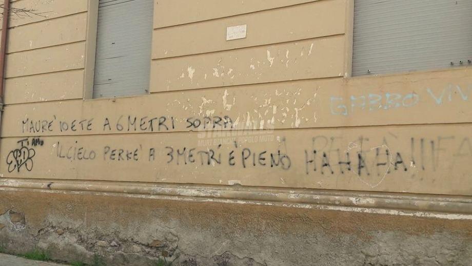 Scritte sui Muri Romanticismo metropolitano