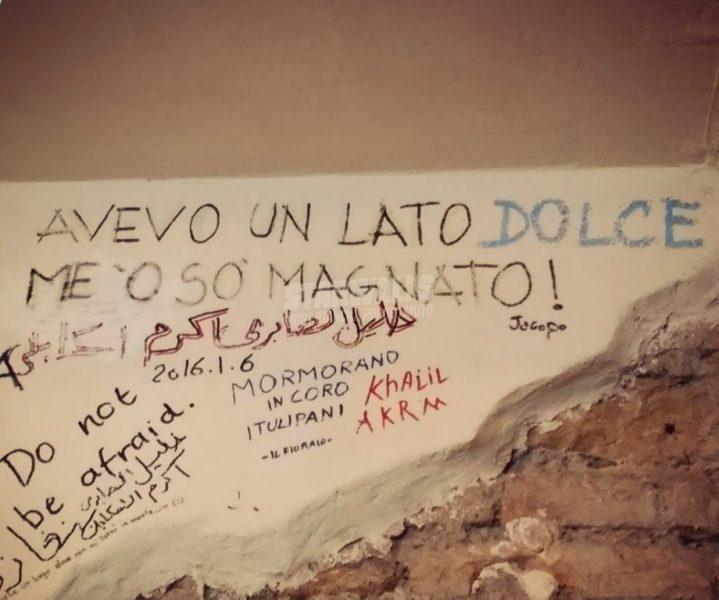 Scritte sui Muri Cose da bar