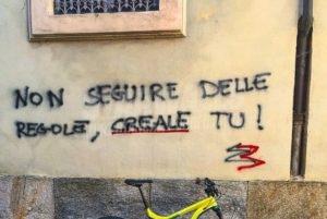 Scritte sui Muri Freeride