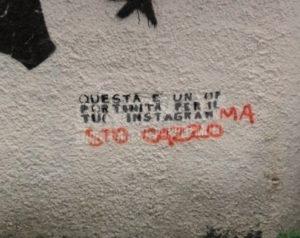 Scritte sui Muri Momento propizio