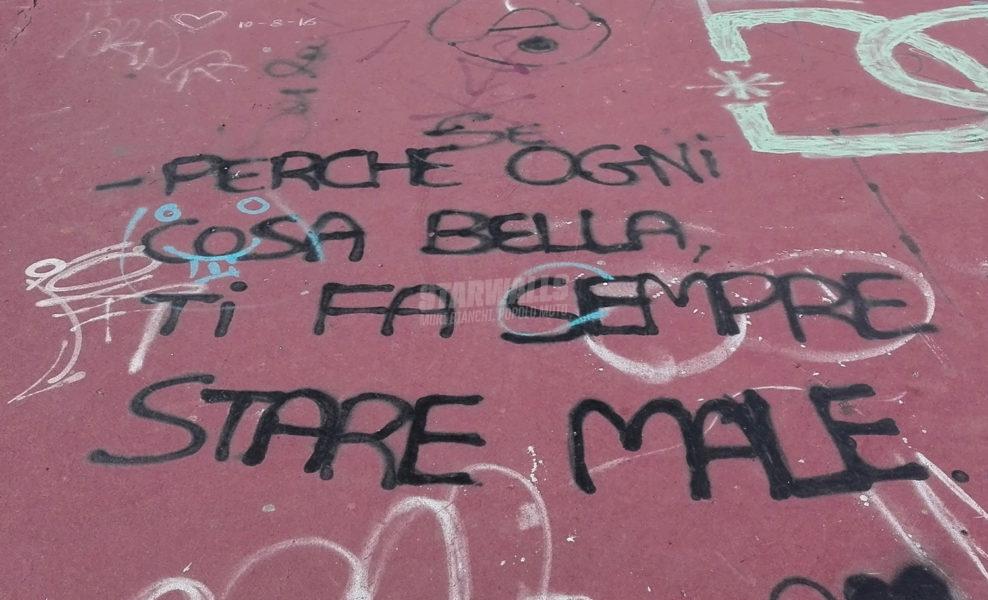 Scritte sui Muri Conseguenze