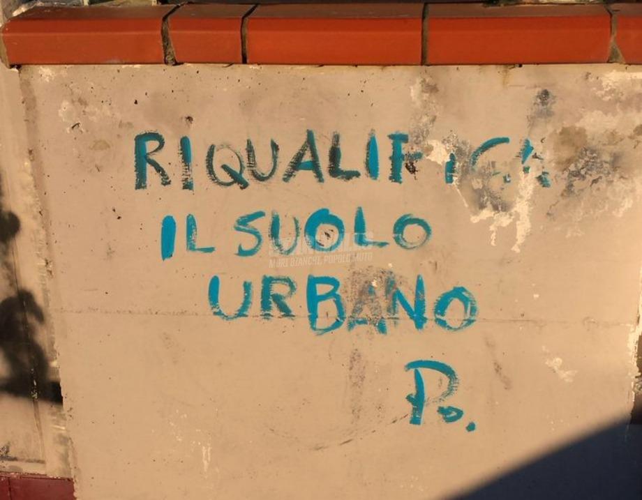 Scritte sui Muri Just shot