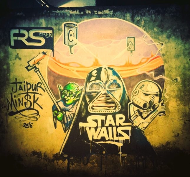 Scritte sui Muri Muri che parlano