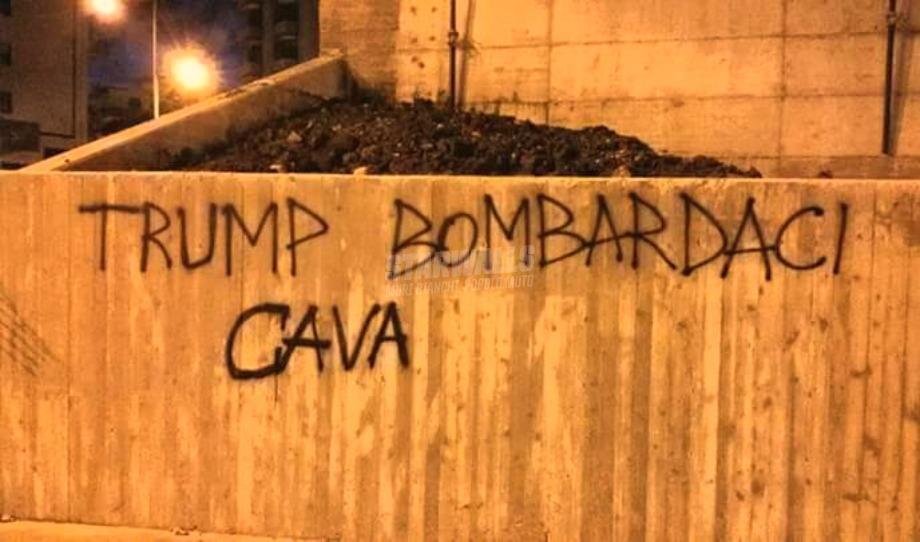 Scritte sui Muri Punto d'incontro