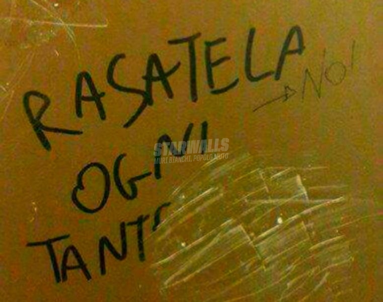 Scritte sui Muri Sometimes